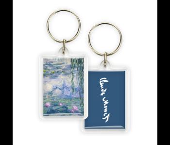Schlüsselbund, Monet, Seerosen