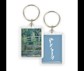 Keyring, Monet, Japanese bridge