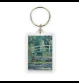 Key ring, Monet, Japanese bridge