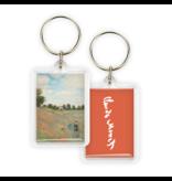 Schlüsselbund,  Mohnfeld, Monet