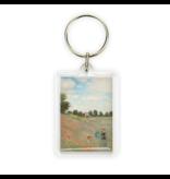 Llavero,Monet, Monet,  Campo de amapolas