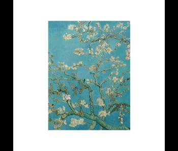 Diario del artista,  Almendro en flor, Vincent van Gogh