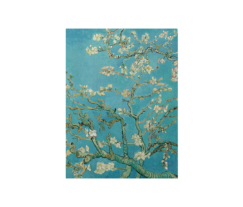 Künstlerjournal, Vincent van Gogh, Mandelblüte