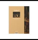 Cahier d'artiste, Veille de nuit, Rembrandt