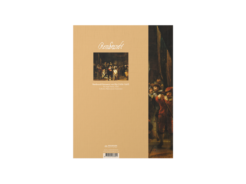 Artist Journal, Nightwatch, Rembrandt