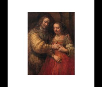 Diario del artista,  novia judía, Rembrandt