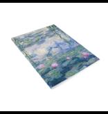 Softcover kunst schetsboek, Monet, Waterlelies