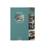 Softcover art sketchbook,  Breughel, Hunters in the Snow