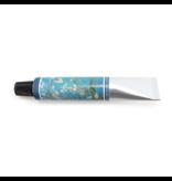 Tubo de pintura Pluma, Flor de almendro, Vincent van Gogh