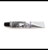 Paint tube pen, Self portrait Amazed look, Rembrandt