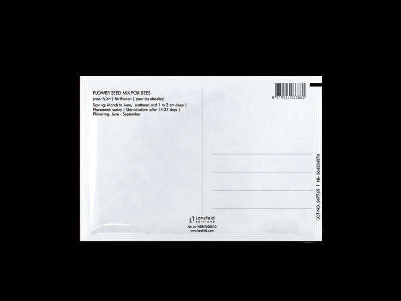 Postal con semillas, Odilon Redon, ramo de flores