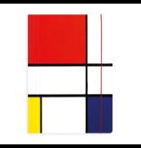 Dokumentenmappe mit Gummiband, A4, Mondrian