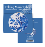 Miroir de poche pliant microfiber, Oiseaux bleus de Delft, Rijksmuseum