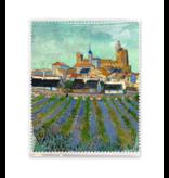 Brillenputztuch, Ansicht von Saintes-Maries-de-la-Mer, Van Gogh