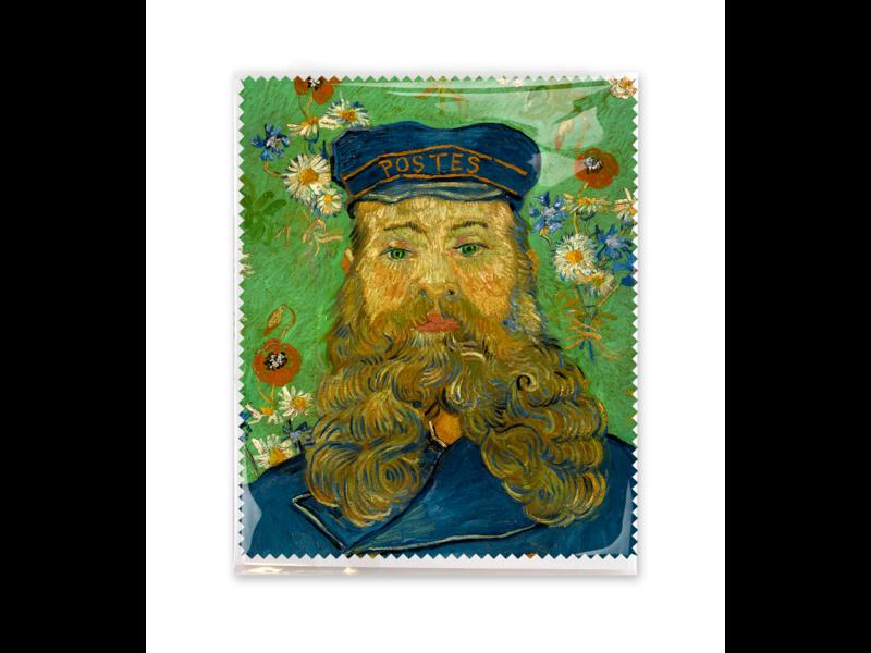 Essui-verres, Portrait de Joseph Roulin, Van Gogh