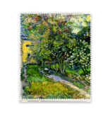 Brillendoekje, Tuin in Saint-Remy, Vincent van Gogh