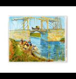 Brillenputztuch, Brücke bei Arles, Vincent van Gogh