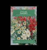 Postkaart zaad zakje, Margrieten, Monet