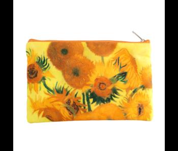 Pouch,  Sunflowers, Vincent van Gogh