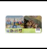 Dessous de verre, lot de 4, Le Jardin des délices, Jheronimus Bosch