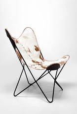 KARE DESIGN Armchair Butterfly Fur