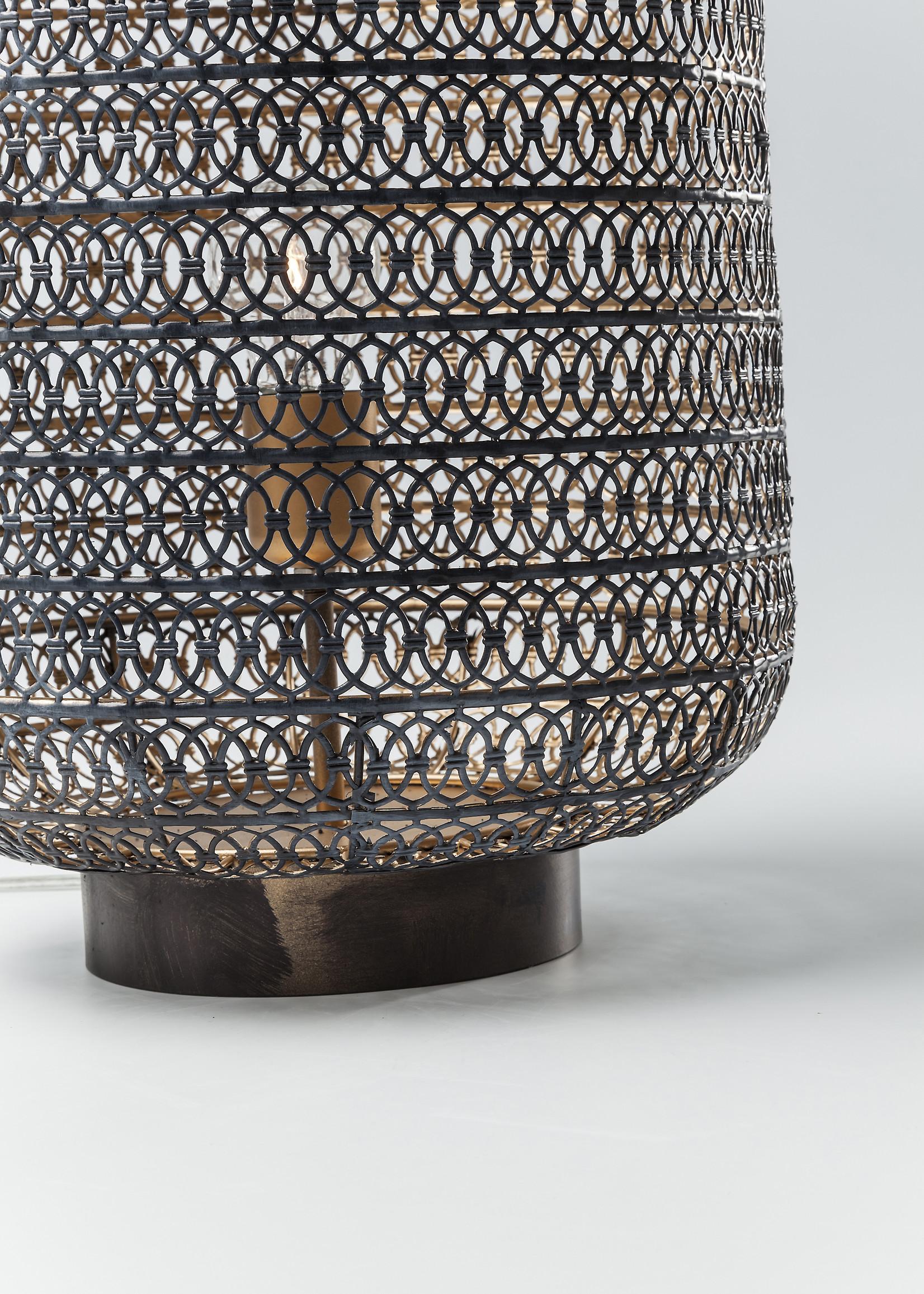 KARE DESIGN Floor Lamp Sultans Palace 47cm