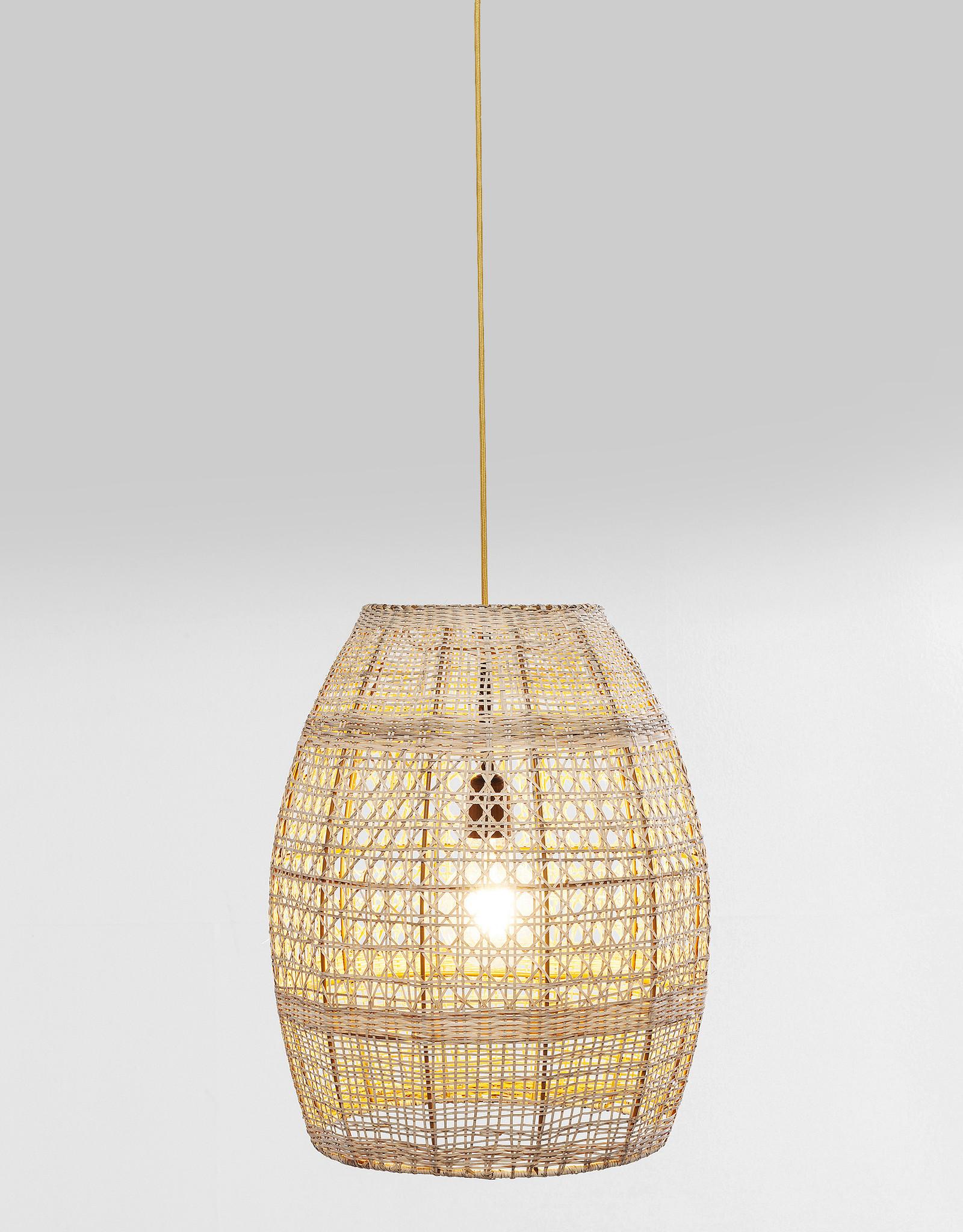 KARE DESIGN Hanging Lamp Kuntuk Mesh