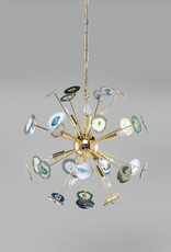 KARE DESIGN Pendant Lamp Chips Colore Brass Ø61cm