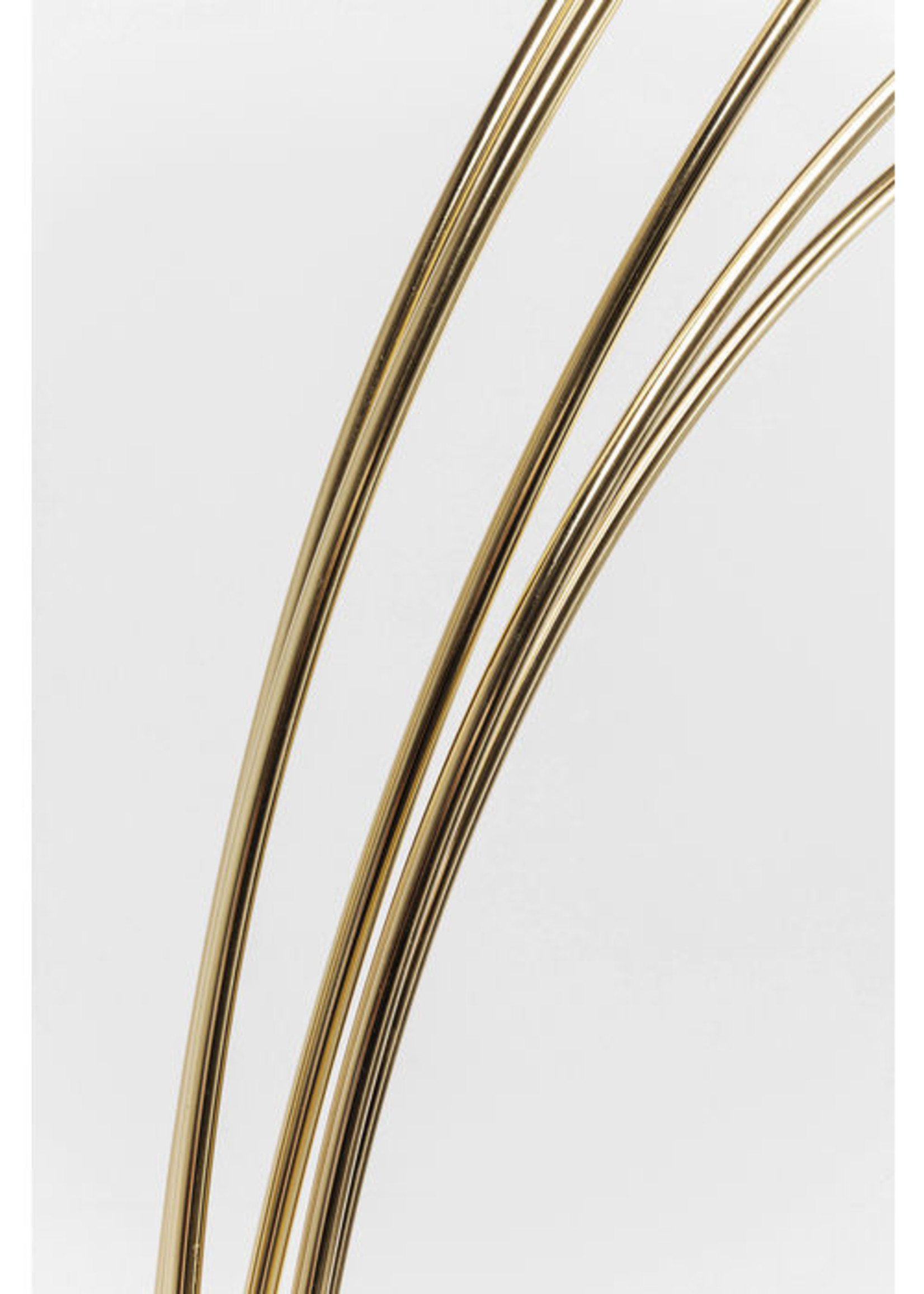 KARE DESIGN Floor Lamp Five Fingers Brass