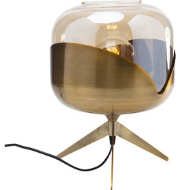 KARE DESIGN Table Lamp Golden Goblet Ball
