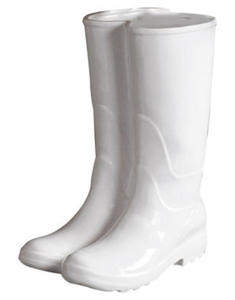 "Selletti ""RAINBOOTS"" UMBRELLA STAND IN PORCELAIN Cm.20x27,5 h.36"