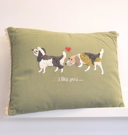 KARE DESIGN Cushion Fairytale Like you 40x30cm