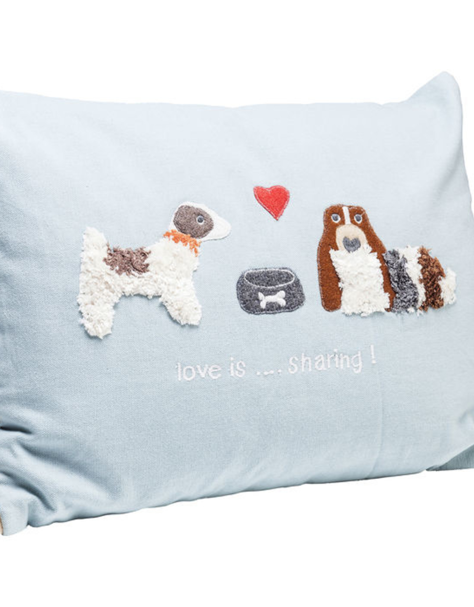 KARE DESIGN Cushion Fairytale Love 40x30cm