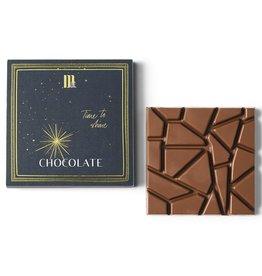 Me & Mats ME&MATS chocolate - Blue Star