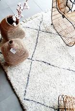 Authentiek berber tapijt, Marokko,100% wol,  250 x 210 cm