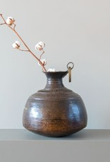 Koperen melkpot, Nepal, 19de eeuw