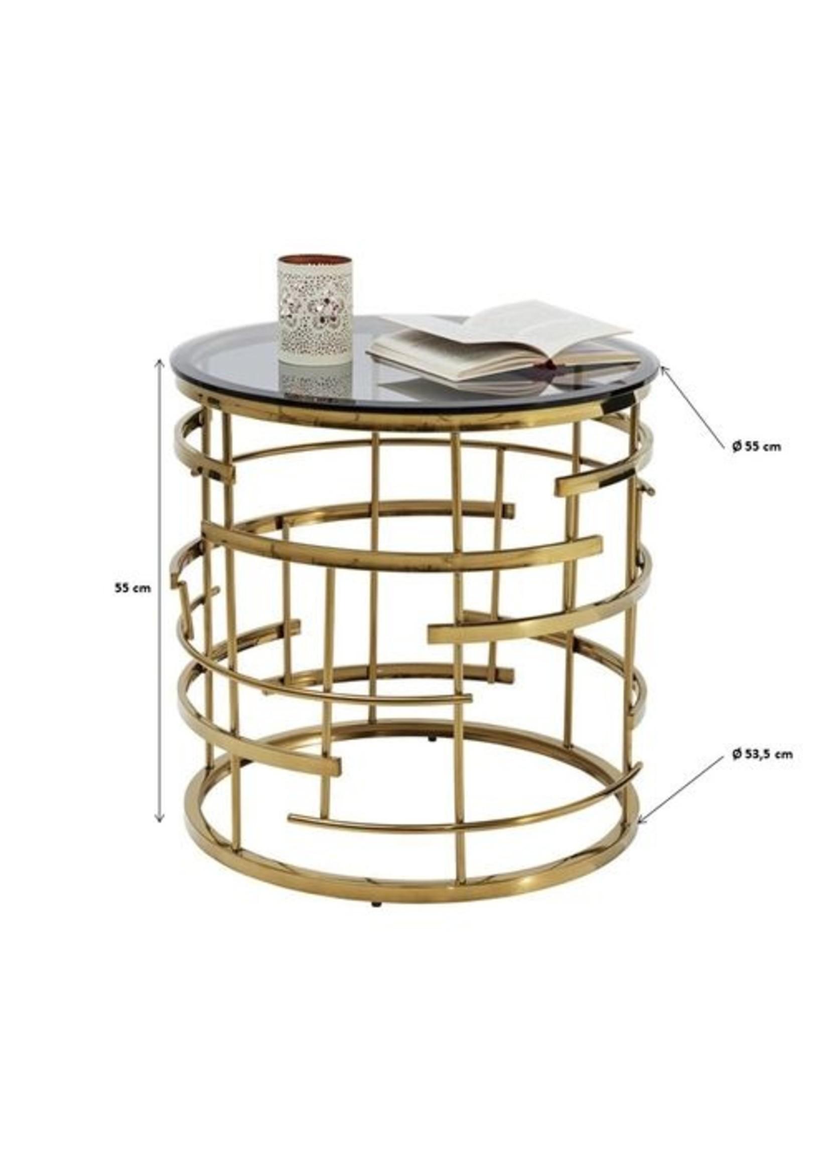 KARE DESIGN Side Table Jupiter Ø55cm