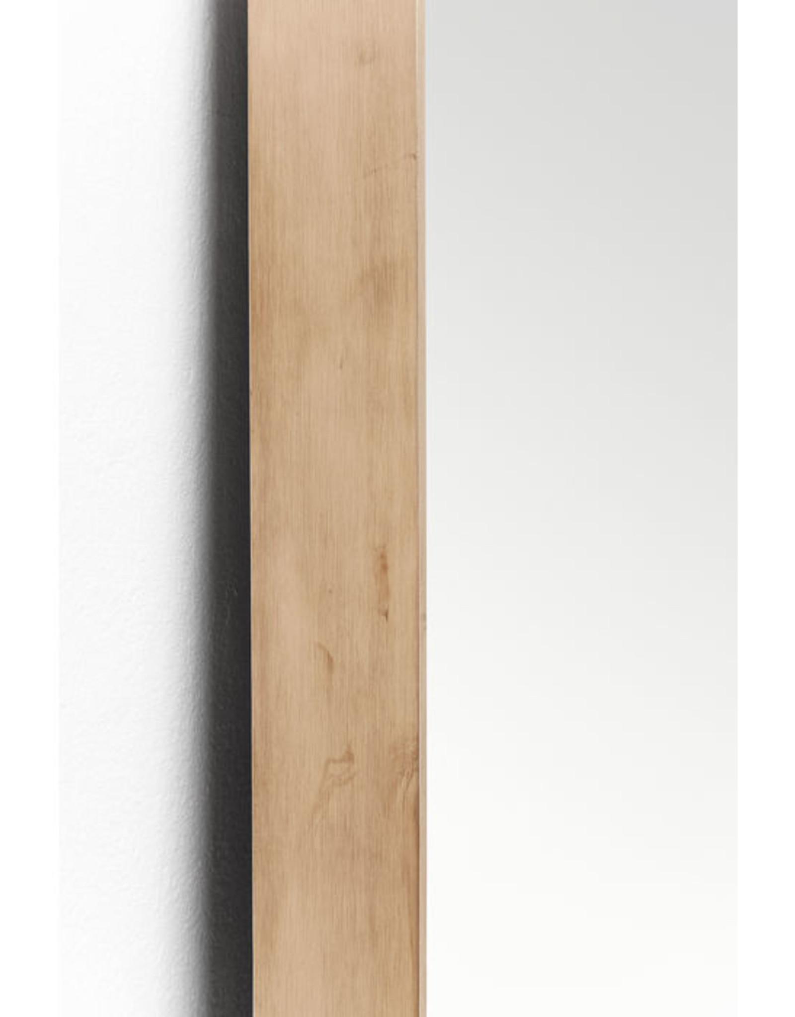 KARE DESIGN Mirror Curve Rectangular Copper 200x70cm