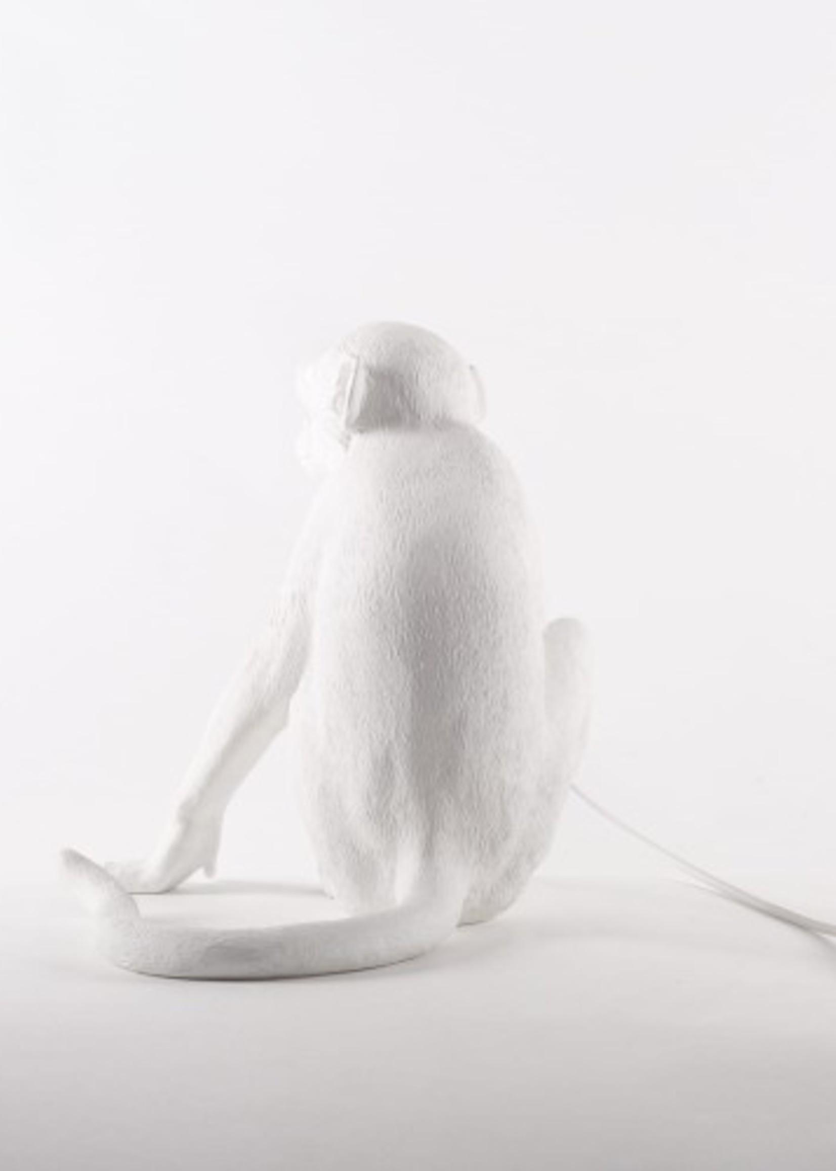 "Seletti ""MONKEY LAMP"" RESIN LAMP Cm.34x30 h.32 - SITTING"