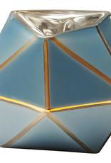 KARE DESIGN Vase Art Pastel Blue 14cm