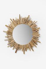KARE DESIGN Mirror Legno Ø82cm