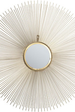 KARE DESIGN Mirror Sunbeam Ø90cm