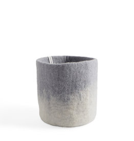 aveva FLOWER POT 18, S, concrete