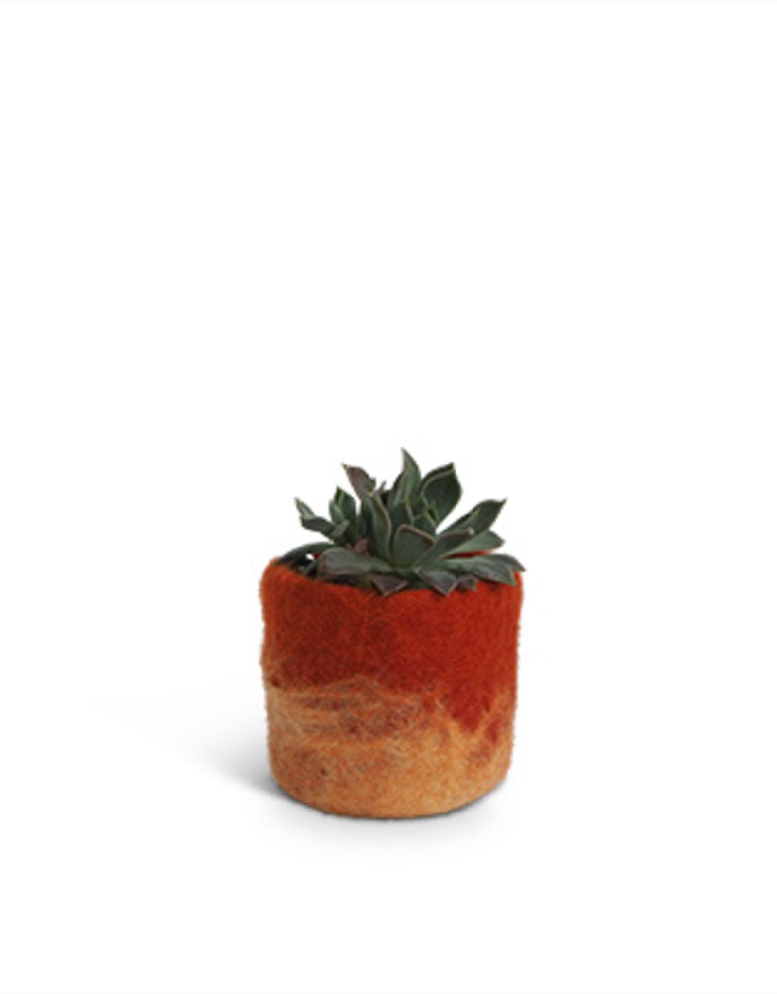 aveva FLOWER POT 18, S, rust