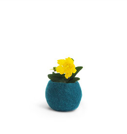 aveva FLOWER POT, S, petrol