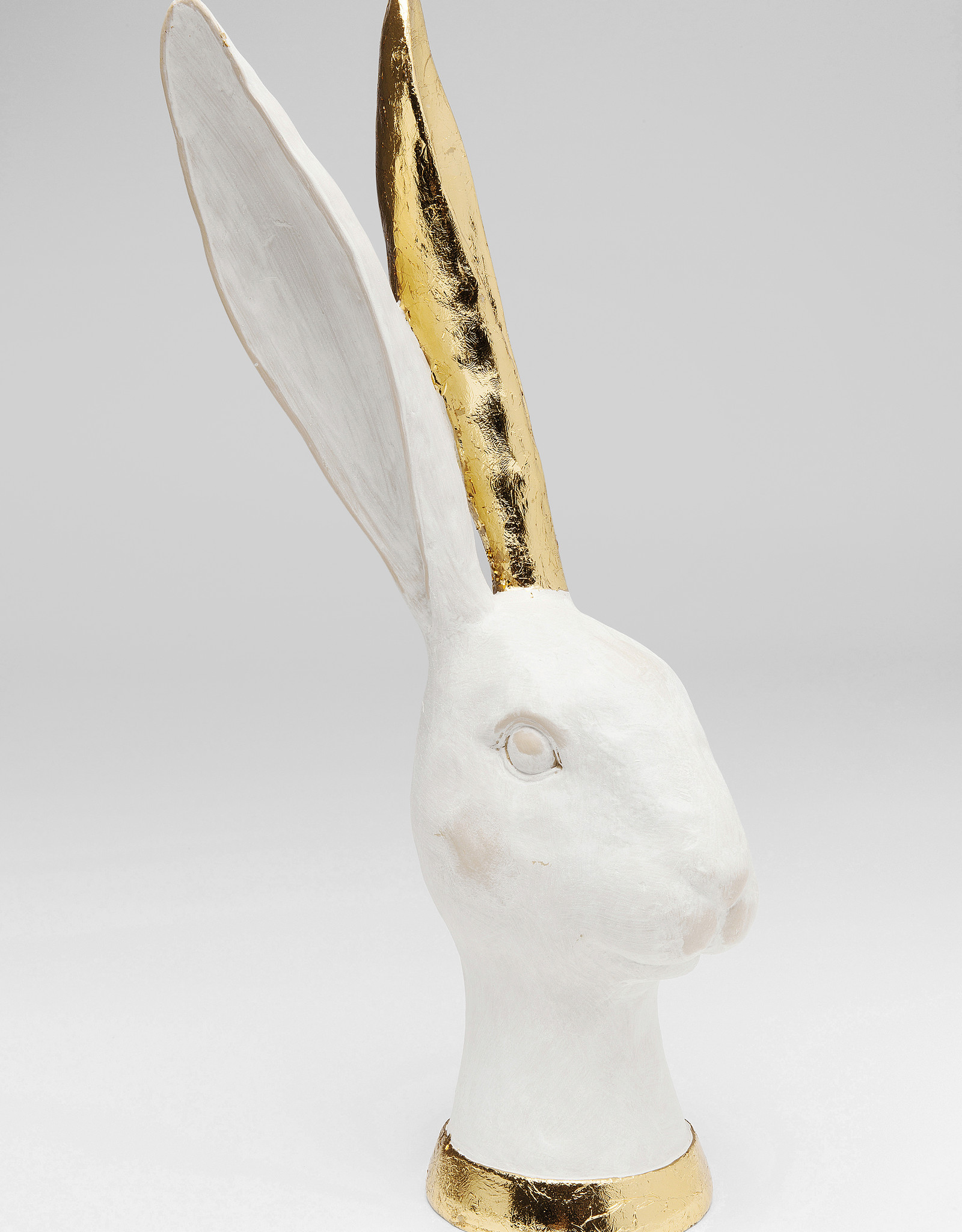 KARE DESIGN Deco Object Bunny Gold 41cm