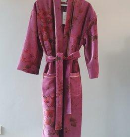 BANGALORE Kimono velours LILAS