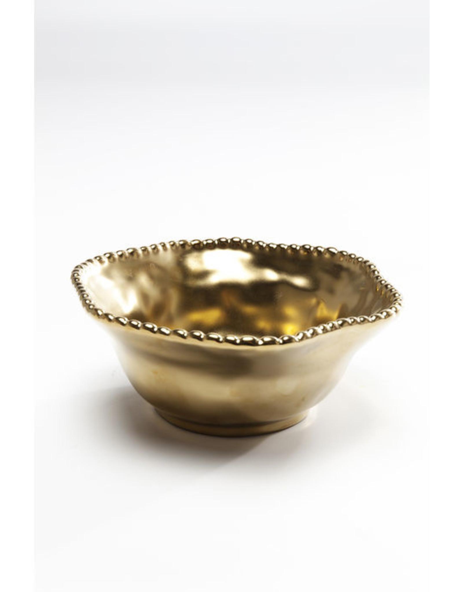 KARE DESIGN Cerial Bowl Bell Gold Ø16cm