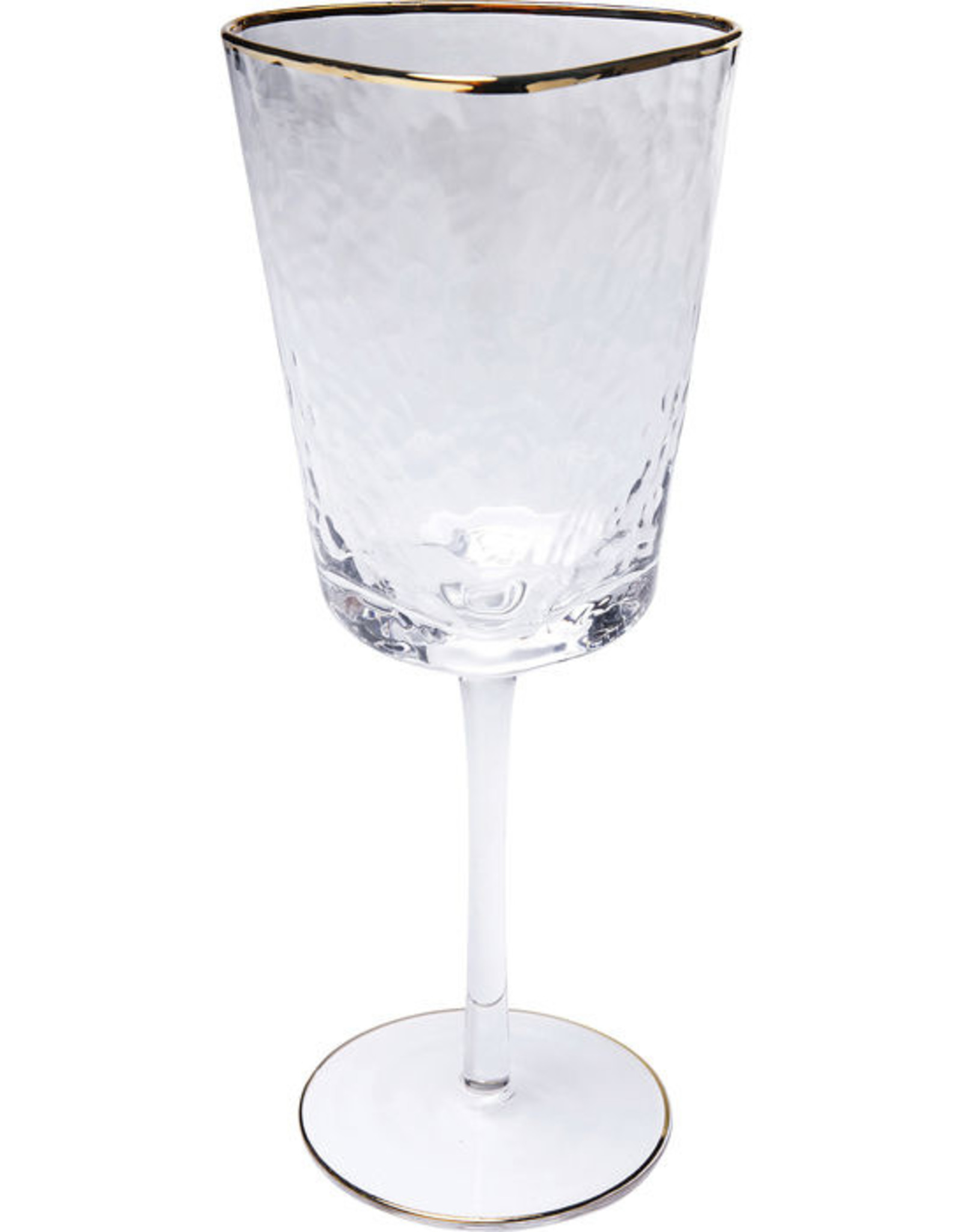 KARE DESIGN Red Wine Glass Hommage