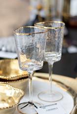 KARE DESIGN White Wine Glass Hommage